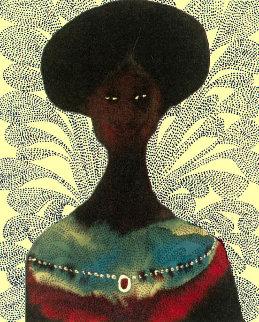 Celestial 1998 Limited Edition Print - Chris Ofili