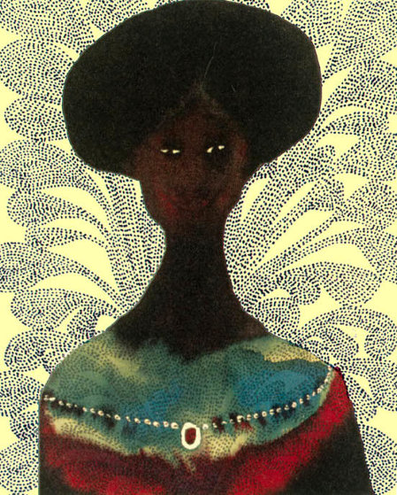 Celestial 1998 Limited Edition Print by Chris Ofili