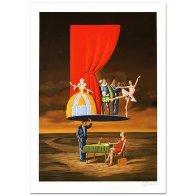 Predictable Assumption Limited Edition Print by Rafal Olbinski - 3