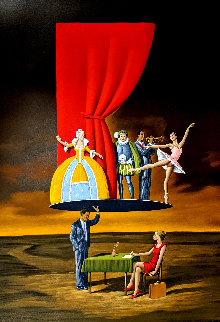 Predictable Assumption Limited Edition Print - Rafal Olbinski