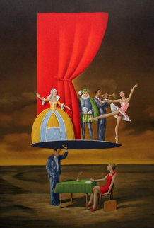 Predictable Assumption PP 2004 Limited Edition Print - Rafal Olbinski