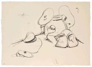 Soft Drum Set 1972 Limited Edition Print by Claes Thure Oldenburg