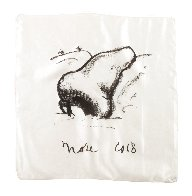 Nose Handkerchief 1968 Limited Edition Print by Claes Thure Oldenburg - 1