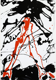 Striding Figure From Conspiracy: the Artist As Witness Portfolio 1971 Limited Edition Print by Claes Thure Oldenburg