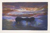 Lumious Dawn 1997 Limited Edition Print by Jules Olitski - 3