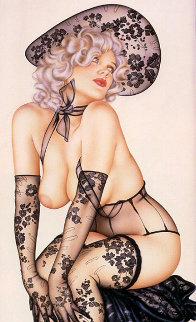 Buttercup Limited Edition Print - Olivia De Berardinis