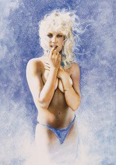 Tamara 1980 Limited Edition Print by Olivia De Berardinis