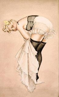 Diana Slip 1990 Limited Edition Print - Olivia De Berardinis
