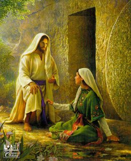 He is Risen 2000 Limited Edition Print - Greg Olsen