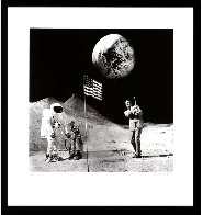 Sean Connery, Bond on the Moon 1971 Limited Edition Print by Terry O'Neill - 2