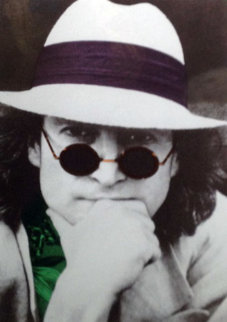 Portrait of John Winston Lennon 1999 Limited Edition Print by Yoko Ono