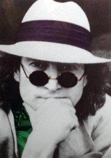 Portrait of John Winston Lennon 1999 Limited Edition Print - Yoko Ono