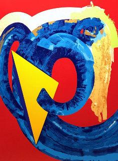 Euterpe Limited Edition Print by Agudelo-Botero Orlando (Orlando A.B.)