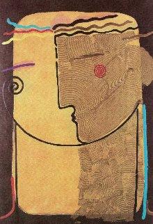 Dos Personas II Limited Edition Print - Agudelo-Botero Orlando (Orlando A.B.)