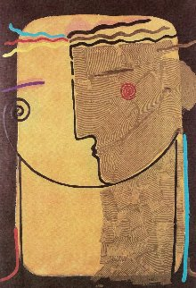 Dos Personas II Limited Edition Print by Agudelo-Botero Orlando (Orlando A.B.)