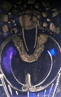 La Madonna Negra 1994 Super Huge Limited Edition Print by Agudelo-Botero Orlando (Orlando A.B.) - 3