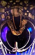 La Madonna Negra 1994 Super Huge Limited Edition Print by Agudelo-Botero Orlando (Orlando A.B.) - 0
