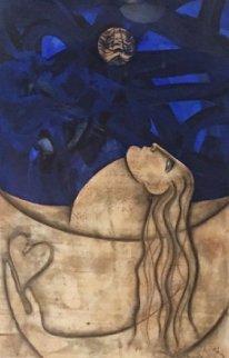 Maria, Maria, Maria 2004 Limited Edition Print - Agudelo-Botero Orlando (Orlando A.B.)
