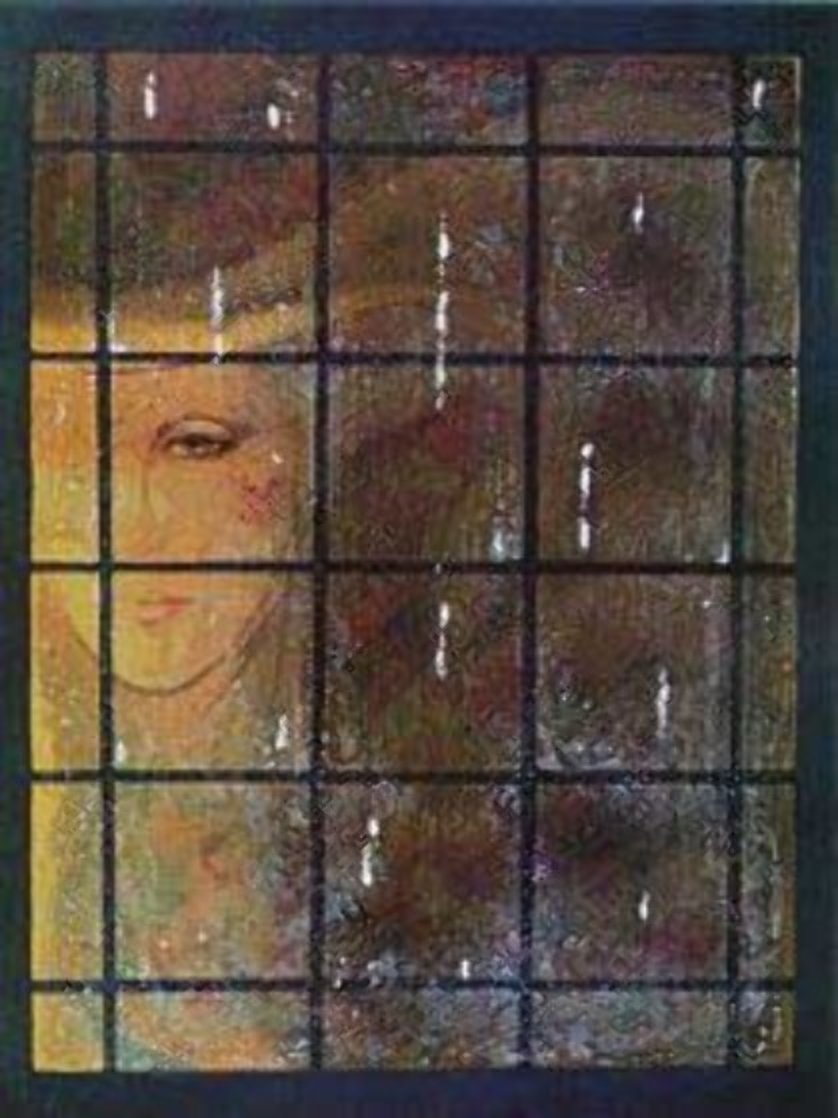 Rainy Days  Limited Edition Print by Agudelo-Botero Orlando (Orlando A.B.)