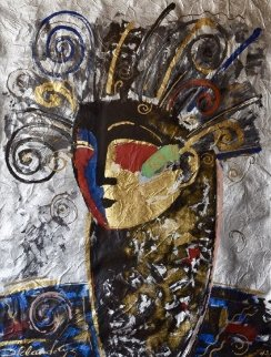 Minerva 1985 Limited Edition Print by Agudelo-Botero Orlando (Orlando A.B.)