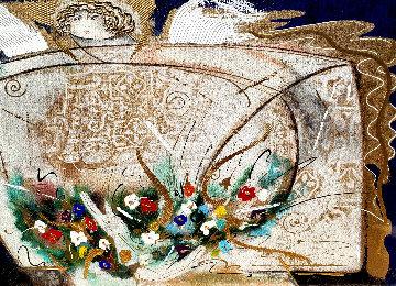 Un Angel Llamado Maria Del Pilar PP Limited Edition Print by Agudelo-Botero Orlando (Orlando A.B.)