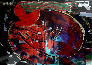 Paz 1990 Limited Edition Print by Agudelo-Botero Orlando (Orlando A.B.)