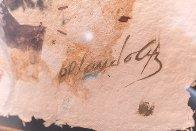 Renacimiento 1999 44x38 Super Huge Original Painting by Agudelo-Botero Orlando (Orlando A.B.) - 3