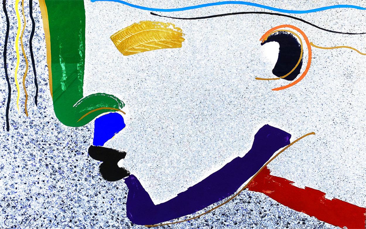 Ingenio PP 1988 36x50 Super Huge Limited Edition Print by Agudelo-Botero Orlando (Orlando A.B.)