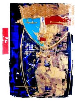 Eva PP 1991 Huge 65x50 Limited Edition Print - Agudelo-Botero Orlando (Orlando A.B.)