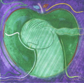 Pasajas De Una Manzana Limited Edition Print by Agudelo-Botero Orlando (Orlando A.B.)