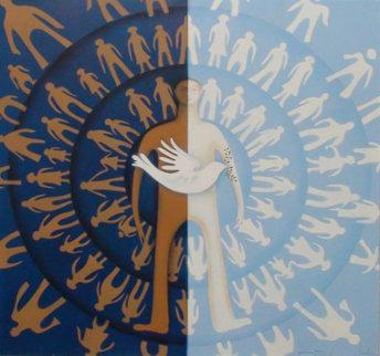 Metamorfosis De Las Pas Limited Edition Print by Agudelo-Botero Orlando (Orlando A.B.)