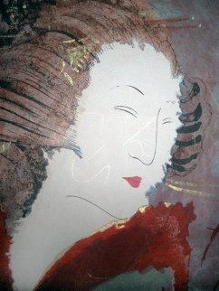 Muse of Self Expression 1990 Limited Edition Print - Agudelo-Botero Orlando (Orlando A.B.)