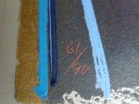 Estratos 36x36 Huge Limited Edition Print by Agudelo-Botero Orlando (Orlando A.B.) - 1