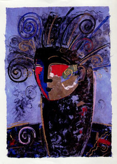 Minerva 1994 Limited Edition Print - Agudelo-Botero Orlando (Orlando A.B.)