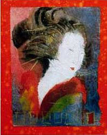 Muse of Self Expression PP Limited Edition Print by Agudelo-Botero Orlando (Orlando A.B.) - 0