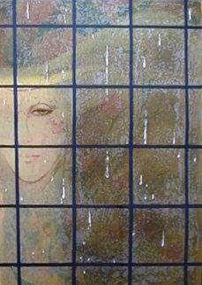 Rainy Days Limited Edition Print - Agudelo-Botero Orlando (Orlando A.B.)
