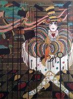 One Big Ballet Watercolor 1978 Watercolor by Agudelo-Botero Orlando (Orlando A.B.) - 0