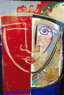 Luz 1991  Limited Edition Print - Agudelo-Botero Orlando (Orlando A.B.)