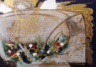 Un Angel Llamado Maria del Pilar 1992 46x37 Huge Limited Edition Print by Agudelo-Botero Orlando (Orlando A.B.) - 0