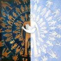 Metamorfosis De La Paz (Suite of 4) Limited Edition Print by Agudelo-Botero Orlando (Orlando A.B.) - 1