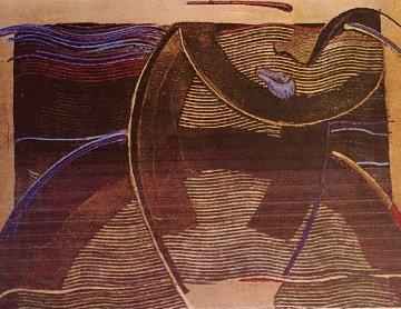Maria Eugenia 1998 Limited Edition Print - Agudelo-Botero Orlando (Orlando A.B.)