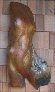 Daphne Bronze Sculpture 40 in  Sculpture by Leo E. Osborne