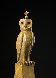 Magi Bronze Sculpture 39 in  Sculpture by Leo E. Osborne - 0