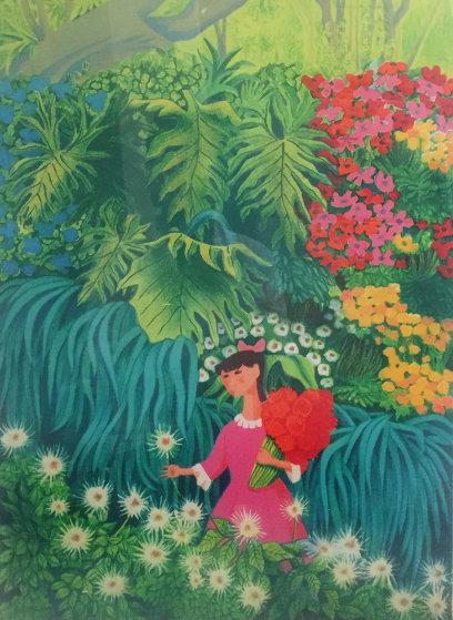 Untitled 1988 Limited Edition Print by Trinidad Osorio