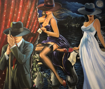 Game AP 2004 Limited Edition Print - Victor Ostrovsky