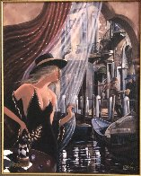 Point of View  Limited Edition Print by Victor Ostrovsky - 2