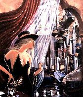 Point of View  Limited Edition Print by Victor Ostrovsky - 0
