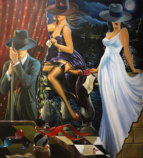 Move AP 2005 Limited Edition Print by Victor Ostrovsky