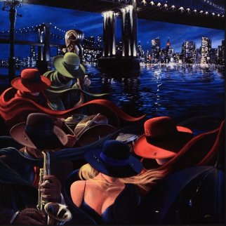 Bait Limited Edition Print - Victor Ostrovsky