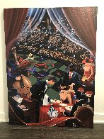 Dish - Huge Limited Edition Print by Victor Ostrovsky - 3